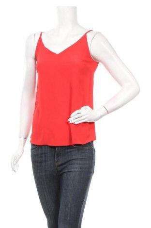 Γυναικείο αμάνικο μπλουζάκι Dorothy Perkins, Μέγεθος XS, Χρώμα Κόκκινο, Πολυεστέρας, Τιμή 12,06€