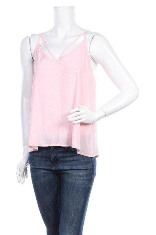 Γυναικείο αμάνικο μπλουζάκι Lush, Μέγεθος L, Χρώμα Ρόζ , Πολυεστέρας, Τιμή 6,59€