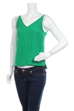 Дамски потник Mbym, Размер XS, Цвят Зелен, Вискоза, Цена 14,96лв.