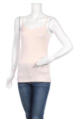 Дамски потник Rw & Co., Размер XS, Цвят Розов, 95% памук, 5% еластан, Цена 8,66лв.