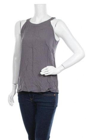 Γυναικείο αμάνικο μπλουζάκι Soya Concept, Μέγεθος S, Χρώμα Γκρί, Βισκόζη, Τιμή 9,29€