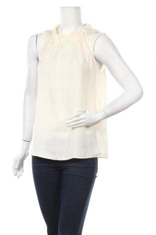 Γυναικείο αμάνικο μπλουζάκι Soya Concept, Μέγεθος S, Χρώμα Εκρού, Πολυεστέρας, Τιμή 8,64€