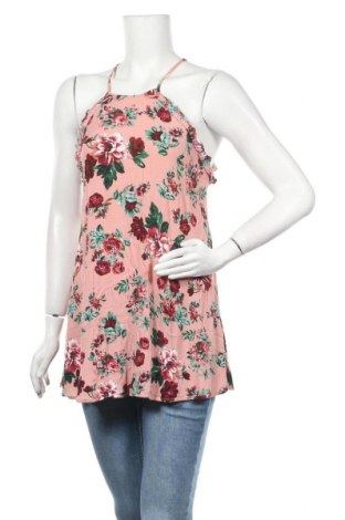 Γυναικείο αμάνικο μπλουζάκι U2B, Μέγεθος S, Χρώμα Πολύχρωμο, Τιμή 4,09€
