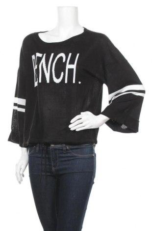 Γυναικείο πουλόβερ Bench, Μέγεθος S, Χρώμα Μαύρο, Πολυακρυλικό, Τιμή 22,81€