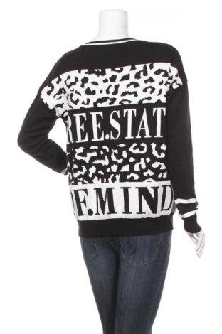 Γυναικείο πουλόβερ Bruno Banani, Μέγεθος L, Χρώμα Μαύρο, Βαμβάκι, Τιμή 26,68€