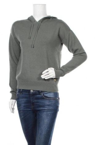 Γυναικείο πουλόβερ Buffalo, Μέγεθος XS, Χρώμα Πράσινο, 50% βισκόζη, 28% πολυεστέρας, 22% πολυαμίδη, Τιμή 30,41€