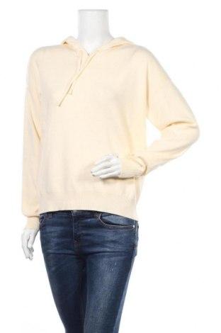 Γυναικείο πουλόβερ Buffalo, Μέγεθος M, Χρώμα Εκρού, 50% βισκόζη, 28% πολυεστέρας, 22% πολυαμίδη, Τιμή 30,41€