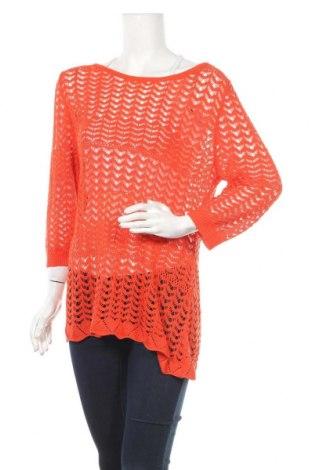Γυναικείο πουλόβερ CPM Collection, Μέγεθος L, Χρώμα Κόκκινο, Τιμή 16,66€