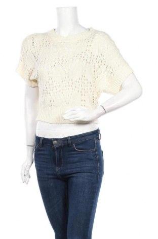 Γυναικείο πουλόβερ Forever 21, Μέγεθος S, Χρώμα Λευκό, Ακρυλικό, Τιμή 4,68€