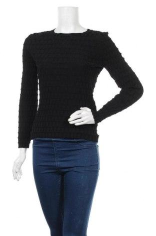 Γυναικείο πουλόβερ Hallhuber, Μέγεθος S, Χρώμα Μαύρο, 75% βισκόζη, 25% πολυαμίδη, Τιμή 24,03€