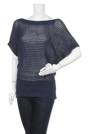 Γυναικείο πουλόβερ Jean Pascale, Μέγεθος XL, Χρώμα Μπλέ, Βαμβάκι, Τιμή 4,99€