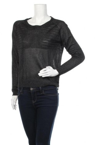 Γυναικείο πουλόβερ Karen by Simonsen, Μέγεθος S, Χρώμα Μαύρο, 80% βισκόζη, 20% πολυεστέρας, Τιμή 13,15€
