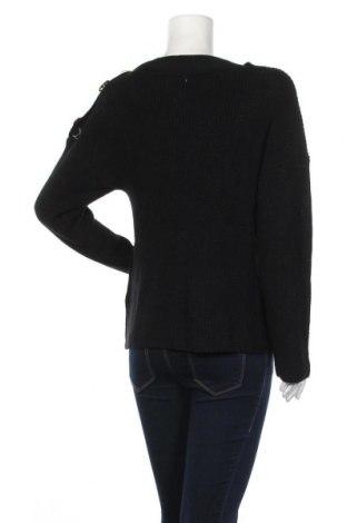 Γυναικείο πουλόβερ Lascana, Μέγεθος S, Χρώμα Μαύρο, 60% βαμβάκι, 40% πολυακρυλικό, Τιμή 17,01€