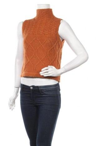 Γυναικείο πουλόβερ Marella, Μέγεθος S, Χρώμα Πορτοκαλί, 42% μαλλί, 30%ακρυλικό, 28% μαλλί από αλπακά, Τιμή 50,72€