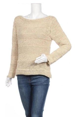 Γυναικείο πουλόβερ Michele Boyard, Μέγεθος L, Χρώμα  Μπέζ, 60% πολυακρυλικό, 40% πολυαμίδη, Τιμή 11,95€