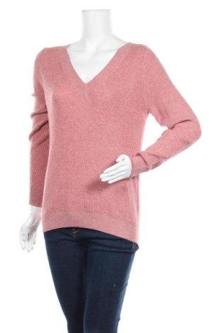 Γυναικείο πουλόβερ ONLY, Μέγεθος S, Χρώμα Ρόζ , 50% βισκόζη, 27% πολυαμίδη, 23% πολυεστέρας, Τιμή 8,58€