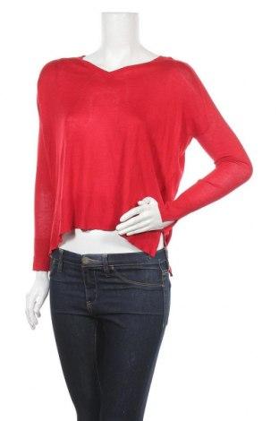 Γυναικείο πουλόβερ Primark, Μέγεθος XS, Χρώμα Κόκκινο, 50% βισκόζη, 50%ακρυλικό, Τιμή 16,05€