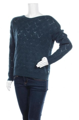 Γυναικείο πουλόβερ Q/S by S.Oliver, Μέγεθος S, Χρώμα Πράσινο, 100% πολυακρυλικό, Τιμή 23,97€