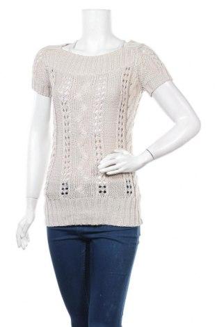Дамски пуловер Rw & Co., Размер S, Цвят Бежов, Акрил, Цена 23,10лв.