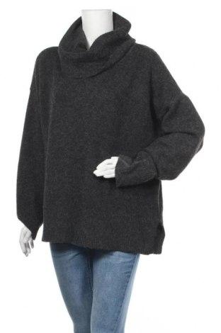 Pulover de femei Vero Moda, Mărime XL, Culoare Gri, 94% poliester, 3% elastan, 3% poliamidă, Preț 78,16 Lei