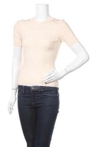 Γυναικείο πουλόβερ Zara Knitwear, Μέγεθος S, Χρώμα Ρόζ , 85% βισκόζη, 15% πολυαμίδη, Τιμή 8,12€