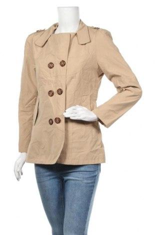 Дамски шлифер, Размер M, Цвят Бежов, Цена 9,45лв.