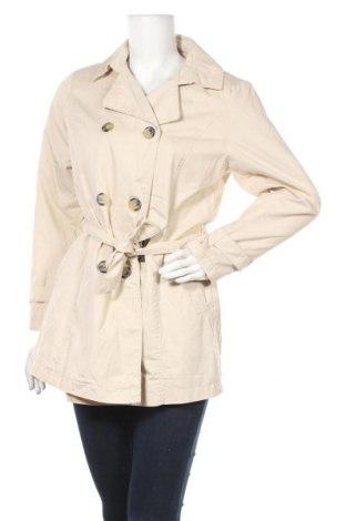 Дамски шлифер Blue Motion, Размер S, Цвят Екрю, Памук, Цена 11,29лв.