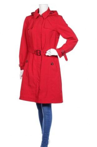 Дамски шлифер Days Like This, Размер M, Цвят Червен, 94% полиестер, 6% еластан, Цена 50,40лв.