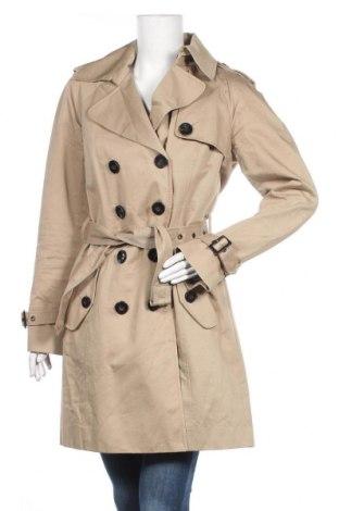 Дамски шлифер Esprit, Размер L, Цвят Бежов, Памук, Цена 49,14лв.