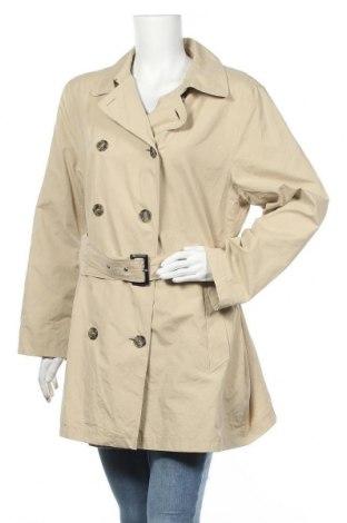 Дамски шлифер Gil Bret, Размер L, Цвят Бежов, 58% памук, 33% полиестер, 9% полиамид, Цена 32,48лв.