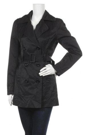 Дамски шлифер Hot Options, Размер M, Цвят Черен, Памук, полиамид, Цена 41,58лв.