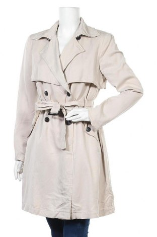 Дамски шлифер Marie Lund, Размер M, Цвят Бежов, 76% лиосел, 21% полиестер, 3% еластан, Цена 48,30лв.