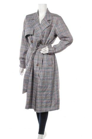 Дамски шлифер Minimum, Размер L, Цвят Многоцветен, 98% полиестер, 2% еластан, Цена 102,90лв.