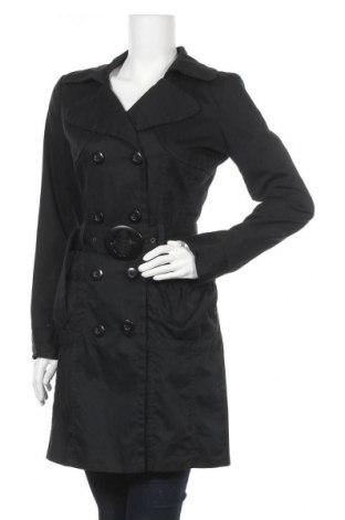 Дамски шлифер Vero Moda, Размер S, Цвят Черен, 65% полиестер, 35% памук, Цена 47,88лв.