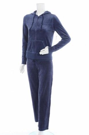 Γυναικείο αθλητικό σετ Old Navy, Μέγεθος S, Χρώμα Μπλέ, 75% βαμβάκι, 25% πολυεστέρας, Τιμή 24,06€