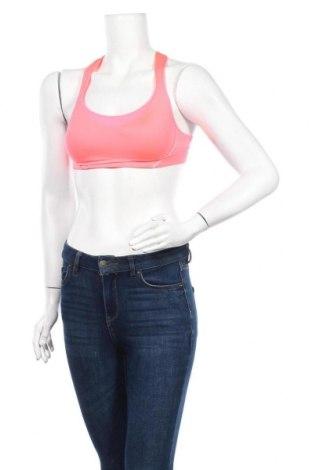 Дамски спортен топ Oysho, Размер XS, Цвят Розов, 79% полиамид, 21% еластан, Цена 25,50лв.