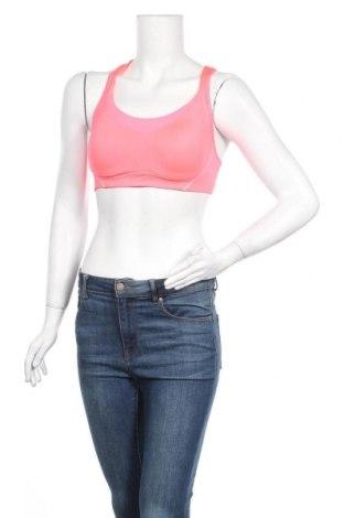 Γυναίκειο αθλητικό τοπ Oysho, Μέγεθος M, Χρώμα Ρόζ , 79% πολυαμίδη, 21% ελαστάνη, Τιμή 11,69€