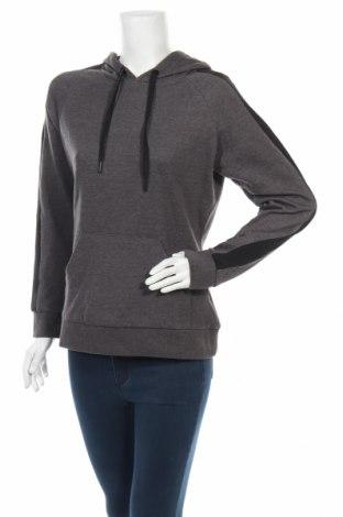 Γυναικείο φούτερ Bench, Μέγεθος M, Χρώμα Γκρί, 60% βαμβάκι, 40% πολυεστέρας, Τιμή 13,44€