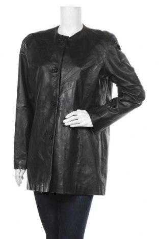 Γυναικείο δερμάτινο μπουφάν Legend, Μέγεθος M, Χρώμα Μαύρο, Γνήσιο δέρμα, Τιμή 23,12€
