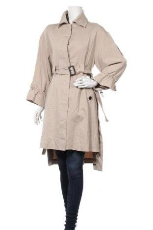 Дамски шлифер, Размер S, Цвят Бежов, Цена 47,25лв.