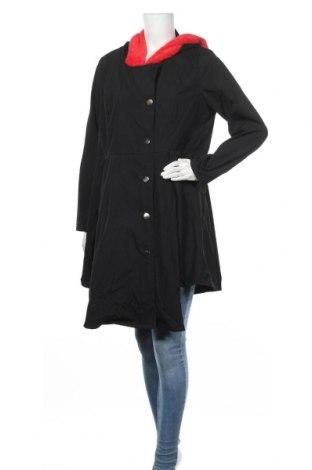 Дамско палто, Размер XL, Цвят Черен, Полиестер, Цена 16,38лв.