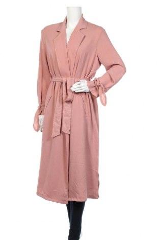 Дамско палто Atmosphere, Размер L, Цвят Розов, Полиестер, Цена 32,76лв.