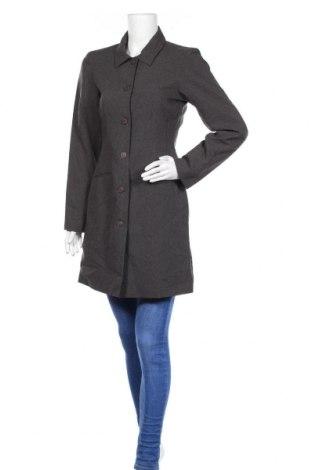 Дамско палто Departure, Размер S, Цвят Сив, 100% полиестер, Цена 13,86лв.