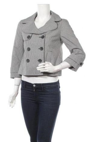 Дамско палто Lindex, Размер M, Цвят Черен, 100% памук, Цена 11,60лв.