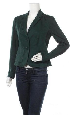 Γυναικείο σακάκι Hallhuber, Μέγεθος M, Χρώμα Πράσινο, 69% βισκόζη, 25% πολυαμίδη, 6% ελαστάνη, Τιμή 22,80€