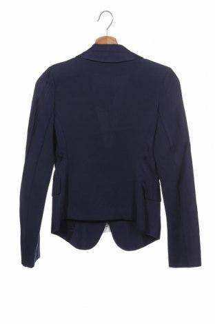 Дамско сако Patrizia Pepe, Размер XS, Цвят Син, 70% ацетат, 30% вискоза, Цена 41,72лв.