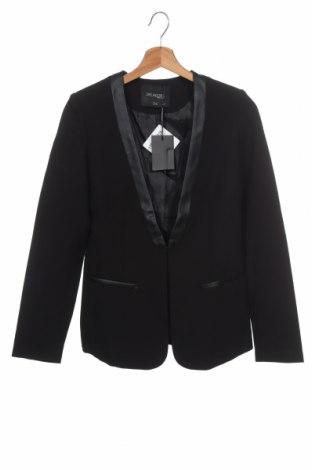 Дамско сако Top Secret, Размер XS, Цвят Черен, 80% полиестер, 15% вискоза, 5% еластан, Цена 66,75лв.