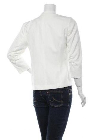 Дамско сако Vila, Размер M, Цвят Бял, 95% полиестер, 5% еластан, Цена 22,08лв.