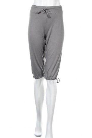 Γυναικείο αθλητικό παντελόνι, Μέγεθος L, Χρώμα Γκρί, 88% πολυεστέρας, 12% ελαστάνη, Τιμή 4,09€