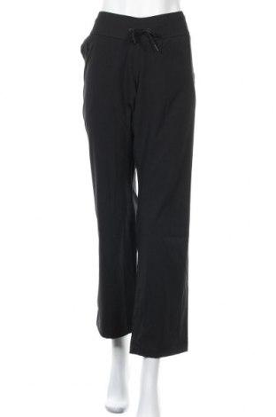 Γυναικείο αθλητικό παντελόνι Adidas, Μέγεθος L, Χρώμα Μαύρο, Τιμή 15,59€